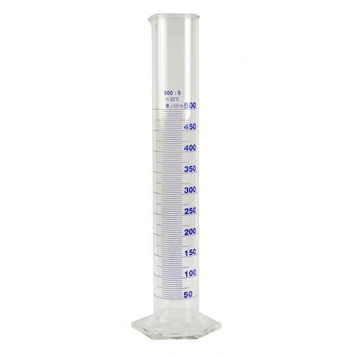 a291e351f Lab Glass Measuring Cylinder, Rs 120 /piece, LabGlas Scientific ...