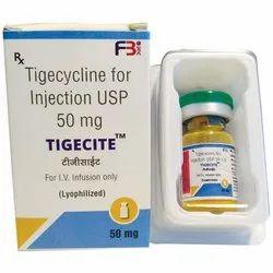 Tigecycline For Injection USP 50 Mg