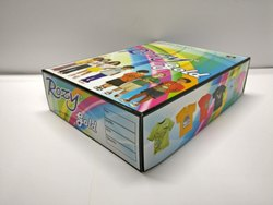 Kids Garment Packing Box