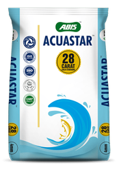 4mm ABIS Acuastar 28 Carat Gold Standard Floating Fish Feed