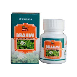 Brahmi Bacopa Monnieri Capsule