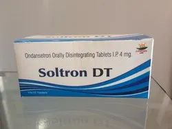 Soltron DT Ondansetron Orally Disinetgrating Tablets I.P 4mg