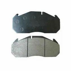 Shalimar Precision Rubber Brake Pads, Packaging Type: Carton