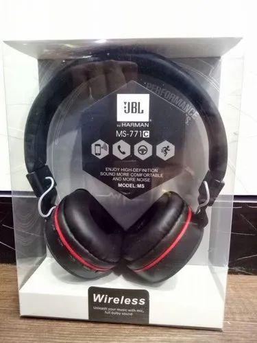 Jbl Wireless Headphones Bluetooth Speaker Wholesale Trader From Miraj