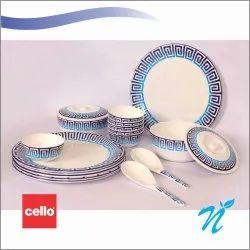 Artista Dinner Set 18 Pcs- Blue Sapphire