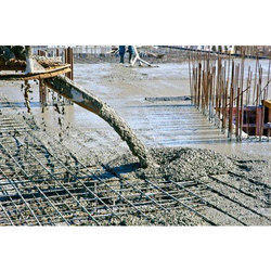 Concrete Ready Mix, Construction