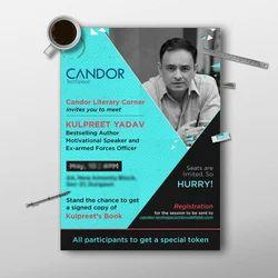 Advertising Poster Designing Service