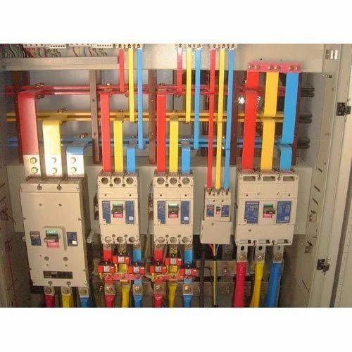 PLC Electrical Control Panel