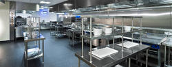 Stainless Steel SBK Hotel Kitchen Equipment, For Hotel Kitchen Utilization