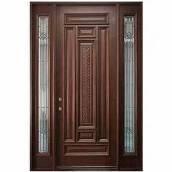 Designer Single Wooden Door