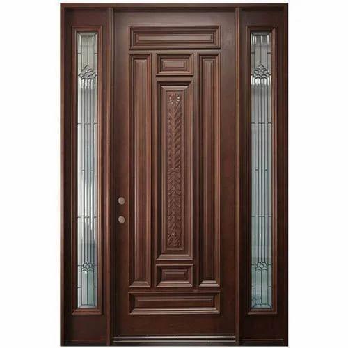 Designer Single Wooden Door At Rs 2500 Piece Decorative