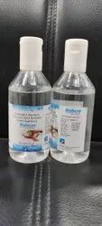 Isopropyl Alcohol, Glycerin And Perfume Hand Sanitizer(Rubcor)