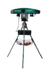 Base Model (with Auto Feeder)-Cricket Bowling Mach