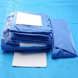 Fixable Surgical Drape