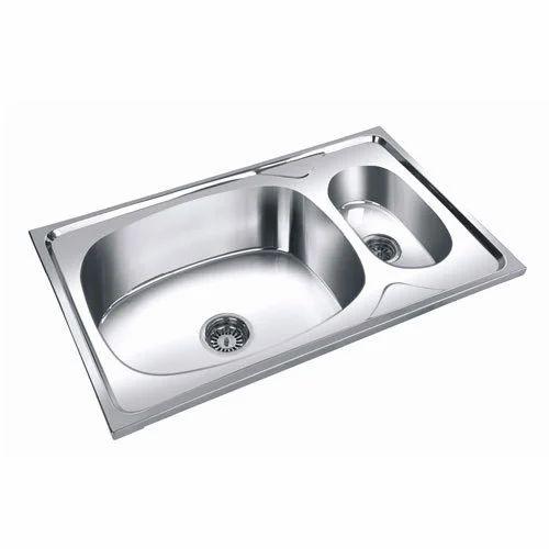 Kitchen Sinks - Single Bowl Mini Bowl With Drain Board ...