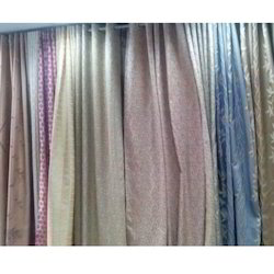 Printed Designer Cotton Curtain
