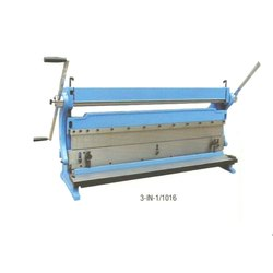 3-IN-1/1016 Combination Shear Brake And Roll