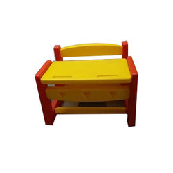 Plastic Red Kids Table