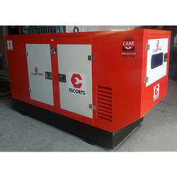 Escorts Diesel Generating Set
