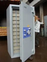 Paint Coated Safe Deposit Locker