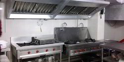 Steel Chinese Cooking Range, For Hotel