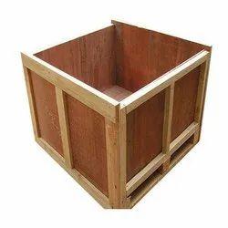 Industrial Plywood Packaging Box