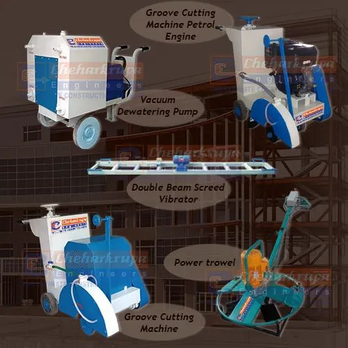 Concrete Vdf Machine Manufacturer From Ahmedabad