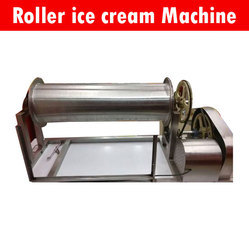 Roller Ice Cream Making Machine