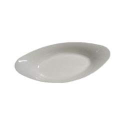 Viva White Big Pie Dish