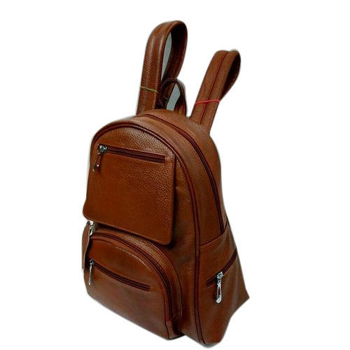 5532a9da926 Bebol Brown Girls College Bag, Rs 1100 /piece, Y. S. A. Leather ...
