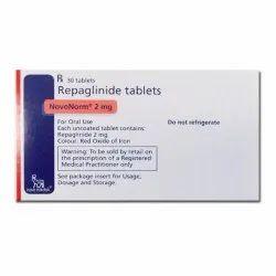 Novonorm Repaglinide, Treatment: Type 2 Diabetes