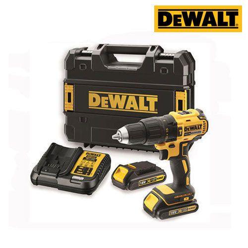 Dewalt 18v Brushless <b>Cordless</b> Hammer <b>Drill Driver</b>- Dcd778s2t | ID ...
