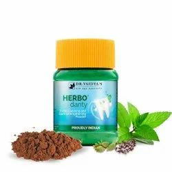 Herbodanty Tooth Cleaning and Gum Strengthening Powder