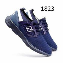 Navy Blue Sport Shoes-1823