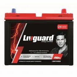 Capacity: 65 Ah Warranty: 24 Months Livguard LGM FB 65D26 Car Battery