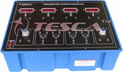 Transistor Characteristic Trainer