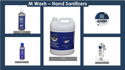 Mwash 5 Litre Hand Sanitizer
