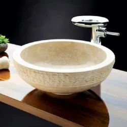 Aquant Peige Crown Marble Basin for Bathroom