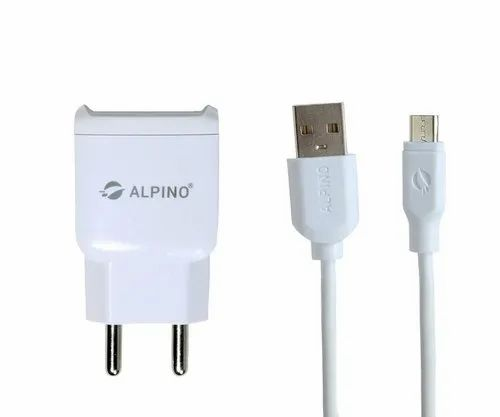SC1301 2.4A Alpino Dual Port Wall Charger