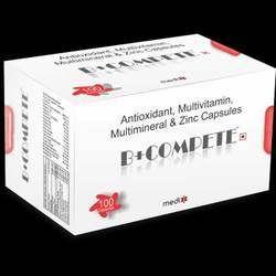 Becomplex,Multiminerals & Antioxidant Capsules