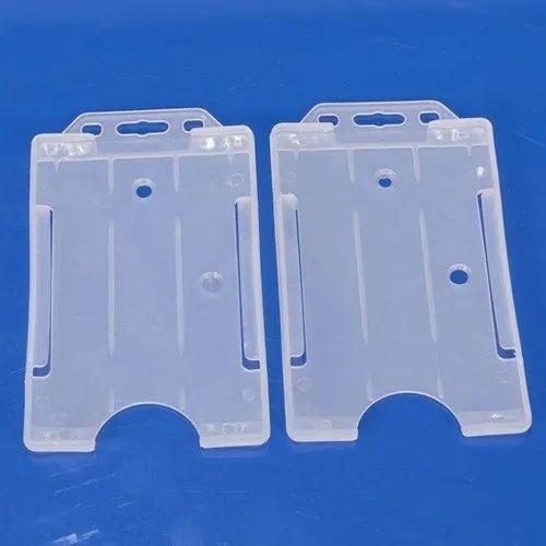 Plastic Card Holder