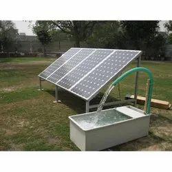 15 HP Full Pressure Solar Pump System