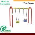 2 Children Modcon Tyre Swing