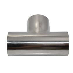 Stainless Steel Tee Fitting 347