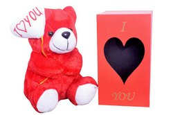 Wooden Soft Toy Box, For Gifting, Size: Costumised