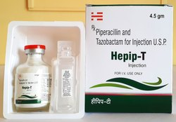 Piperacillin & Tazobactam for Injection USP