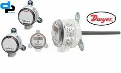 Dwyer MS -721 Magnesense Differential Pressure Transmitter