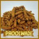 Salty Spicy Besan Munchin Phoolwadi Spicy Snacks And Namkeen, Packaging Size: 200 Grams