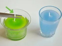 Glass Pot Scented Candles