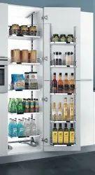 Kitchen Smart Pantry Unit
